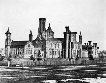 Smithsonian Institution Cornerstone