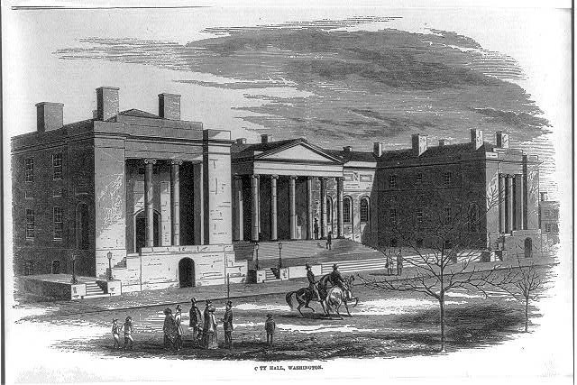 City Hall of the District of Columbia